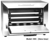 Steri-Dent Dry Heat Electric 3-Drawer Sterilizer