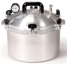 All American 1915X Stove-Top Autoclave