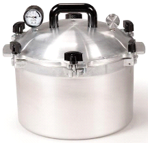 All American 15.5 Quart Pressure Cooker