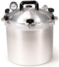 All American 21.5 Quart Pressure Cooker