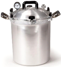 All American 30 Quart Pressure Cooker