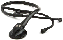 ADC Model 600ST NINJA BLACK Edition Cardiology Multifrequency Stethoscope