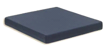 Blue Chip Viscotec Memory Foam Wheelchair Cushion