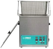 Crest 3.25 Gallon CP1100D Ultrasonic Heated Cleaner & Basket