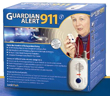 Logicmark Guardian Alert Personal 911 Emergency Response System