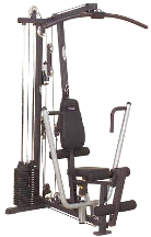 Body Solid G1S Selectorized Weight Stack Home Gym