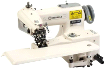 Reliable 7100DB Blindstitch Drapery Sewing Machine w/ Needle Positioner