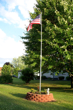 New 25' Tele-Pole High Strength Aluminum Telescoping SILVER Superior 1 Flagpole