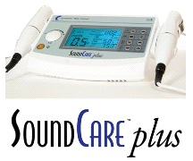 Current Solutions SoundCare Plus Ultrasound Device w/ 2 Sound Heads