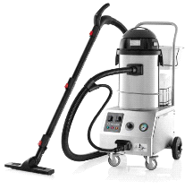 Reliable Tandem Pro 2000CV Commercial Steam Cleaner Wet Dry Vacuum