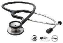 ADC Adscope 603 Professional Durable Acoustic Combination Stethoscope
