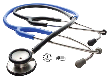 ADC Adscope 613 Professional Combination Teaching Stethoscope