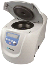 Scilogex Whisper Quiet Digital LCD Micro Centrifuge w/ 24 Place Rotor