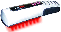 Viatek HairPro Laser Hair Brush w/ Laser and Light Technology
