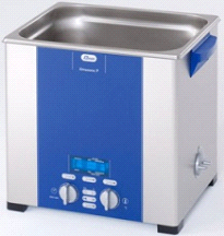 Elma Elmasonic P120H 12.75 Liter Heated Sonicator Bath Ultrasonic Cleaner And Basket