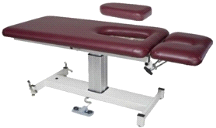 Armedica AM-SP202 Hi-Lo Treatment Table w/ Prenatal Top