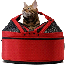 Sleepypod Pet Bed Dog or Cat Traveler Carrier