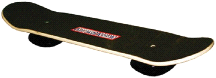 Fitter First Extreme Sports Board Rock Level Rocking Balance Board Trainer