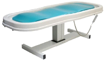 Touch America Salon Battery Neptune Spa Hydrotherapy Acrylic Water Wet Table