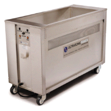 135 Gallon Large Portable Ultrasonic Power Cleaner