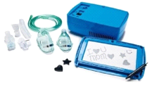 GF Health Products Neb U Tyke Neb A Doodle Full Kit Nebulizer Compressor