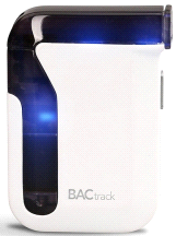 BACtrack Mobile Phone Alcohol Breathalizer Breathalyzer