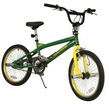 "Tomy John Deere Heavy Duty 20"" Boy's Freestyle Bicycle"