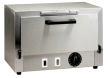 Graham Field Dry Heat 500W 2 Tray Stainless Steel Sterilizer