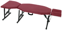 Lifetimer LT-60 Portable Chiropractic Table