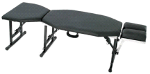 Lifetimer LT-50 Portable Chiropractic Table