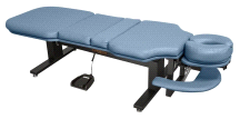 Lifetimer LT-CAM Elevation Massage and Chiropractic Table