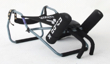 Nubax Trio Back Traction and Inversion Machine