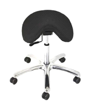Jobri Ergonomic Seating Better Posture Saddle Chair