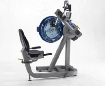 First Degree Fitness Evolution E-720 Fluid Cross Trainer Exercise Machine