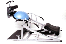 GluteForce Advanced Glute, Hamstring, and Abdominal Exercise Machine