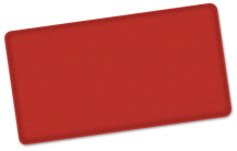 GelPro Medical Mat Medical DND Red 20X32