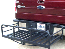 Great Day Hitch n' Ride Magnum Auto and Truck Cargo Hauling Hitch Attachment