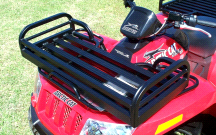 Great Day MLFR50 Mighty Lite Aluminum Front ATV Rack