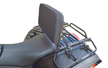 Great Day RR605B Ride-n-Rest ATV Back Rest Support Seat Cushion