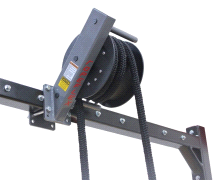 Ropeflex RX2100 Rack Mount Rope Pulling Resistance Machine