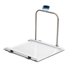 Salter Brecknell MS-1000 Bariatric Electronic Handrail Wheelchair Scale
