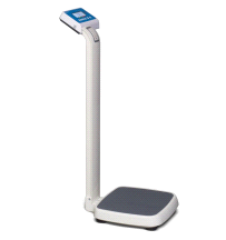 Salter Brecknell HS-250 Physicians Digital Standing Weigh Scale