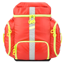 StatPacks G3 Clinician EMT Backpack Medic Jump Bag Red Stat Packs