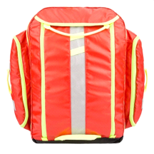 StatPacks G3 Breather EMS Airway Control Medic Backpack Bag Red Stat Packs