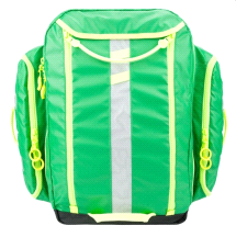 StatPacks G3 Breather EMS Airway Control Medic Backpack Bag Green Stat Packs