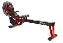 Stamina 35-1412 X Air Rower Cardio Exercise Rowing Machine
