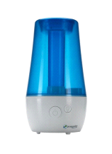 Germ Guardian H965 70-Hour Ultrasonic Cool Mist Humidifier