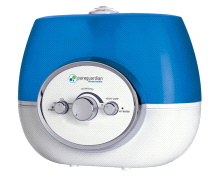Germ Guardian H1510 100-Hour Ultrasonic Warm and Cool Mist Humidifier