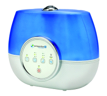 Germ Guardian H4810 120-Hour Ultrasonic Warm and Cool Mist Humidifier