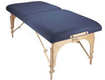 "Custom Craftworks Omni 30"" Portable Masseuse Massage Table"